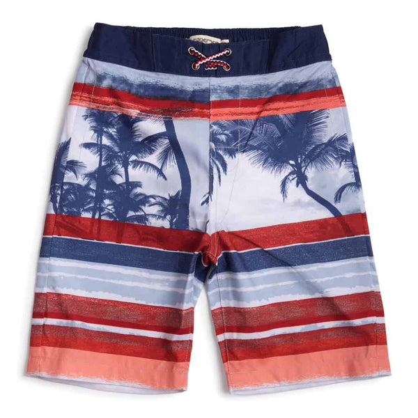 Swim Trunks | Nautical Palms