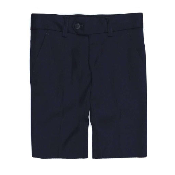 Bermuda Shorts | Navy Blue