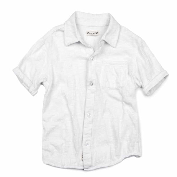 Beach Shirt | White
