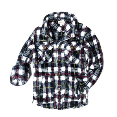 snow fleece shirt