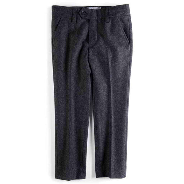 Tailored Wool Pant
