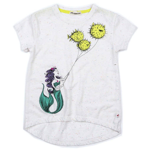 Mermaid Parade Circle Tee