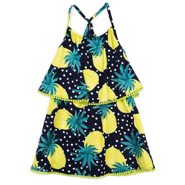 Pineapple Lee Dress