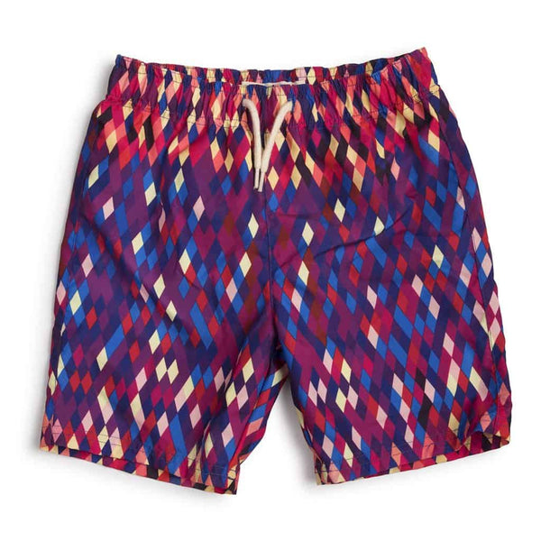 Mid Length Swim Trunks | Eventide