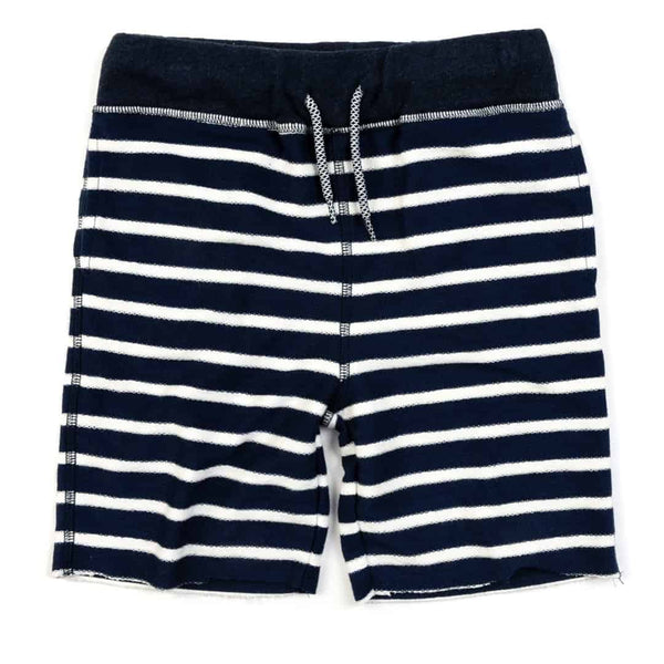Camp Shorts | Navy Stripe