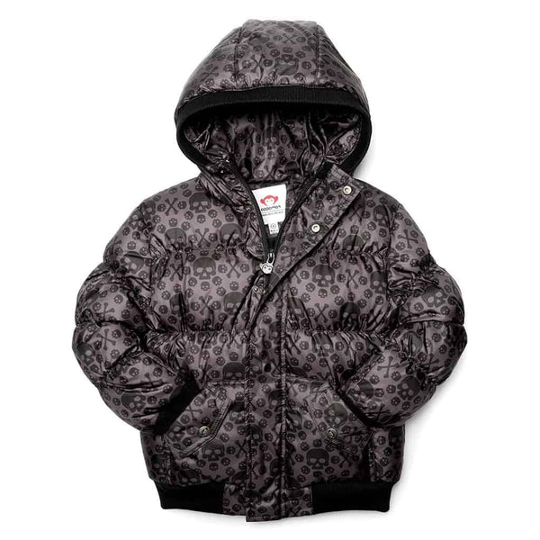 Puffy Coat | Skully