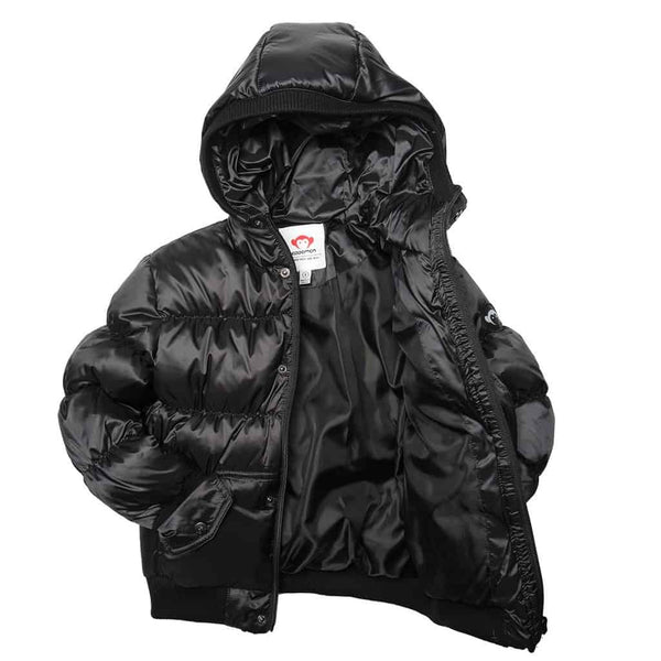 Puffy Coat | Black