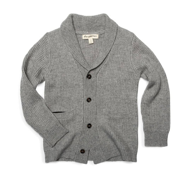 Shelby Cardigan | Cloud Heather