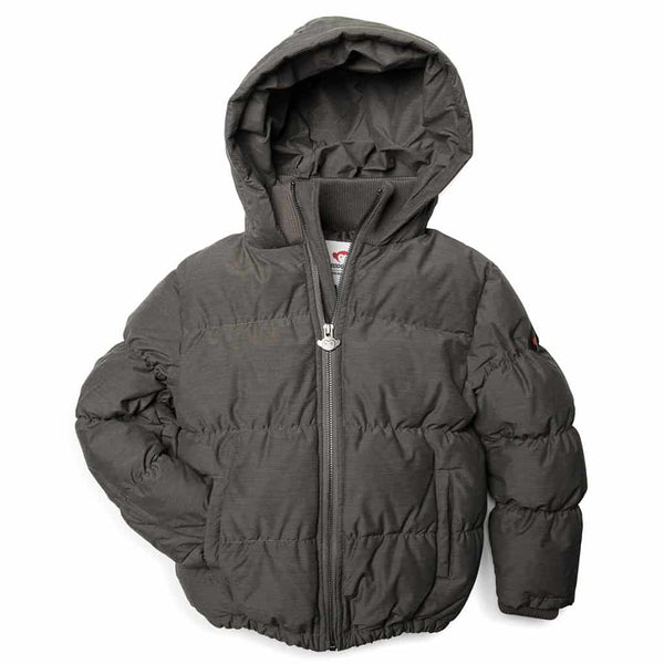 Base Camp Puffer | Grey Heather