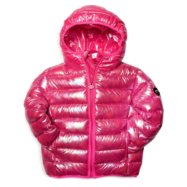 Featherweight Down Puffer | Hot Pink