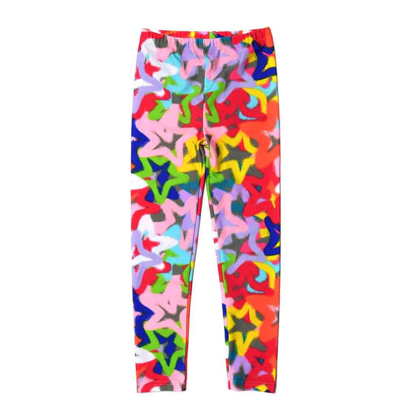 Printed Legging | Graffiti