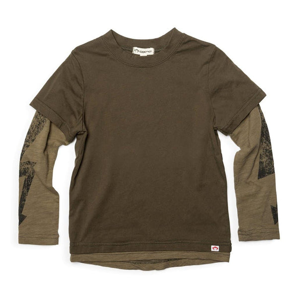 Repo Long Sleeve | Military Olive