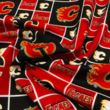 100% coton NHL Hockey Flames