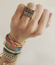 UNISEX BRASS RINGS