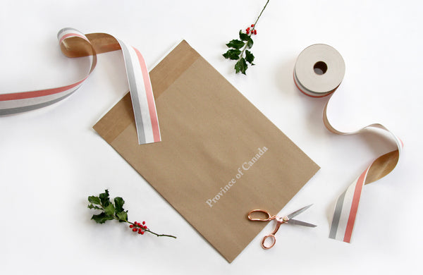 Province of Canada - Gift Wrap