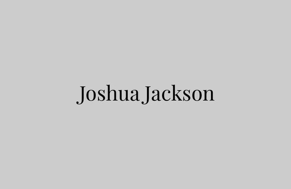 Joshua Jackson in Province of Canada