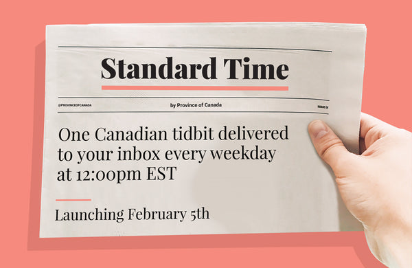 Introducing Standard Time