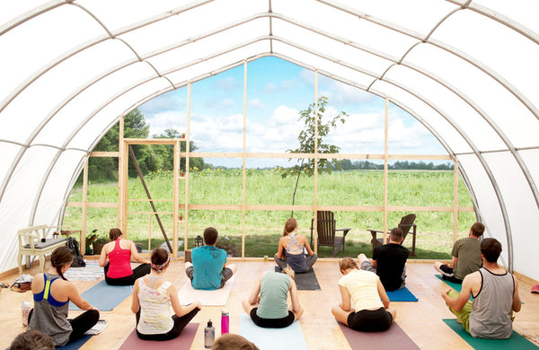 Province of Canada - Unique Canadian Yoga Studios