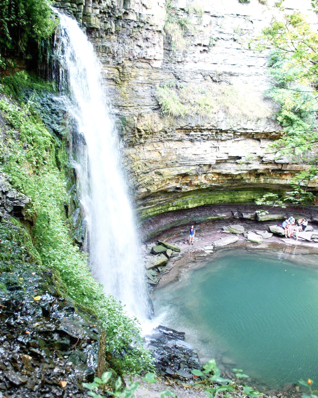 Province of Canada - Chedoke Falls