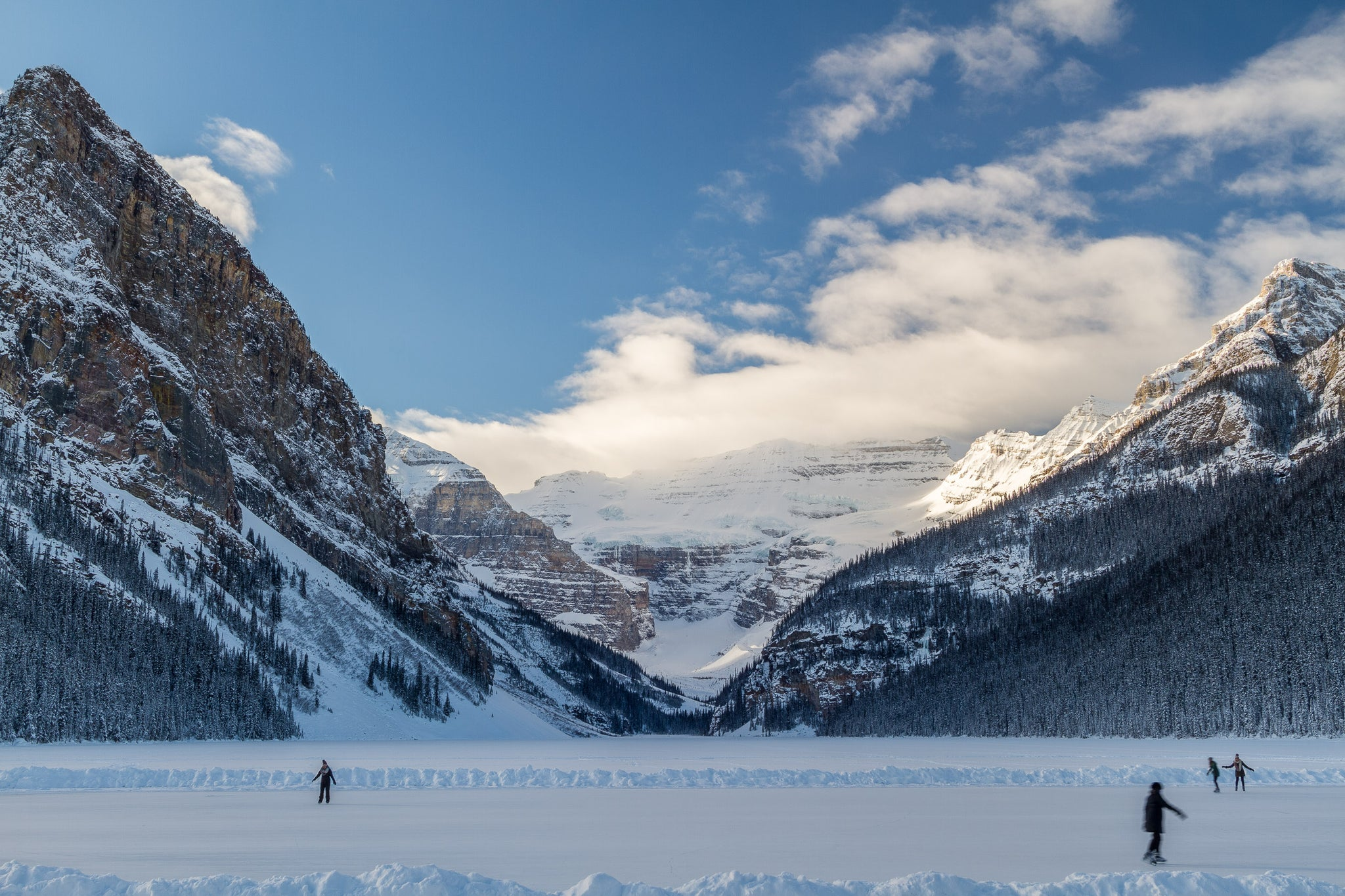 Province of Canada - Lake Louise Skating