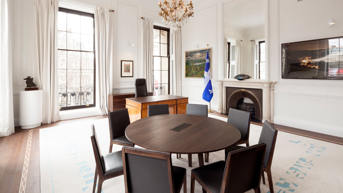 Province of Canada - Quebec Room Canada House