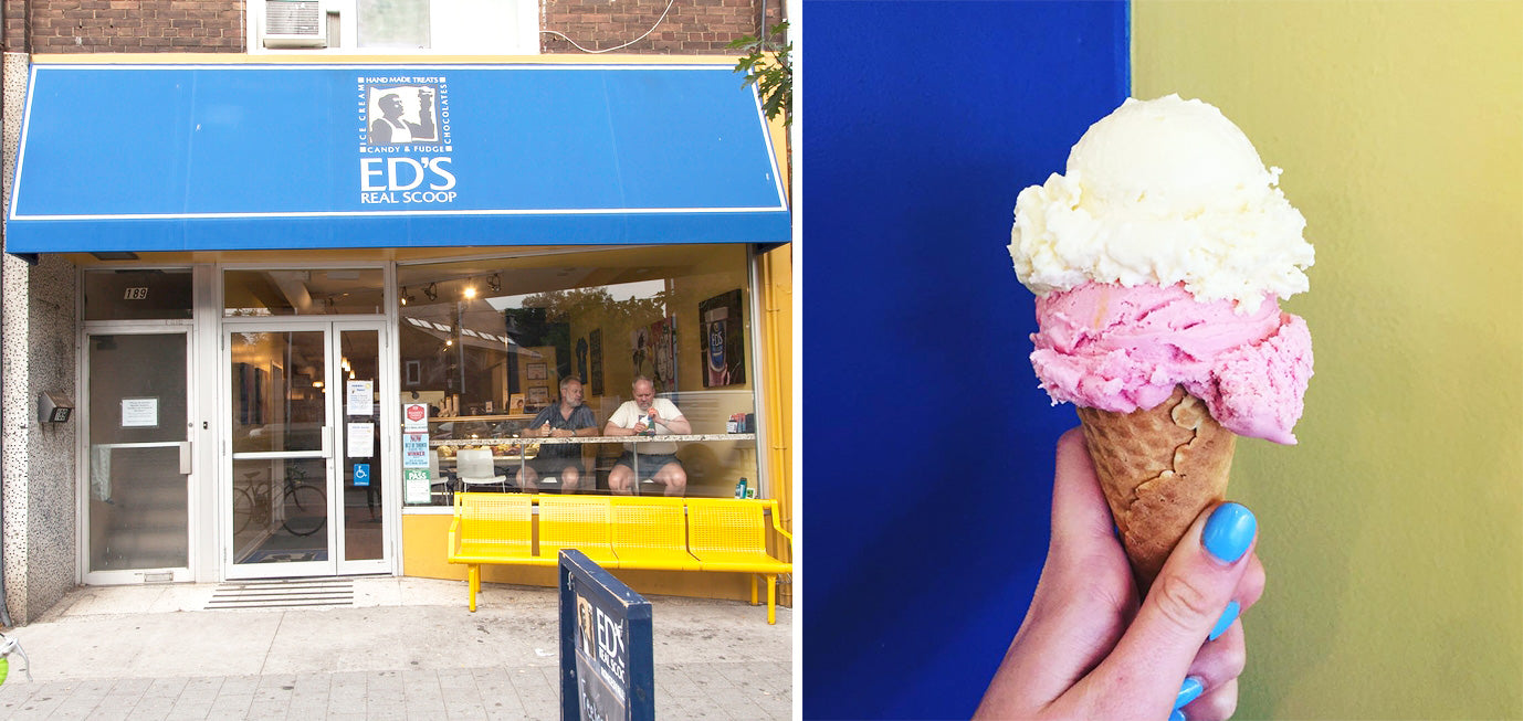 Province of Canada - Ed's Real Scoop Ice Cream - Leslieville - Toronto