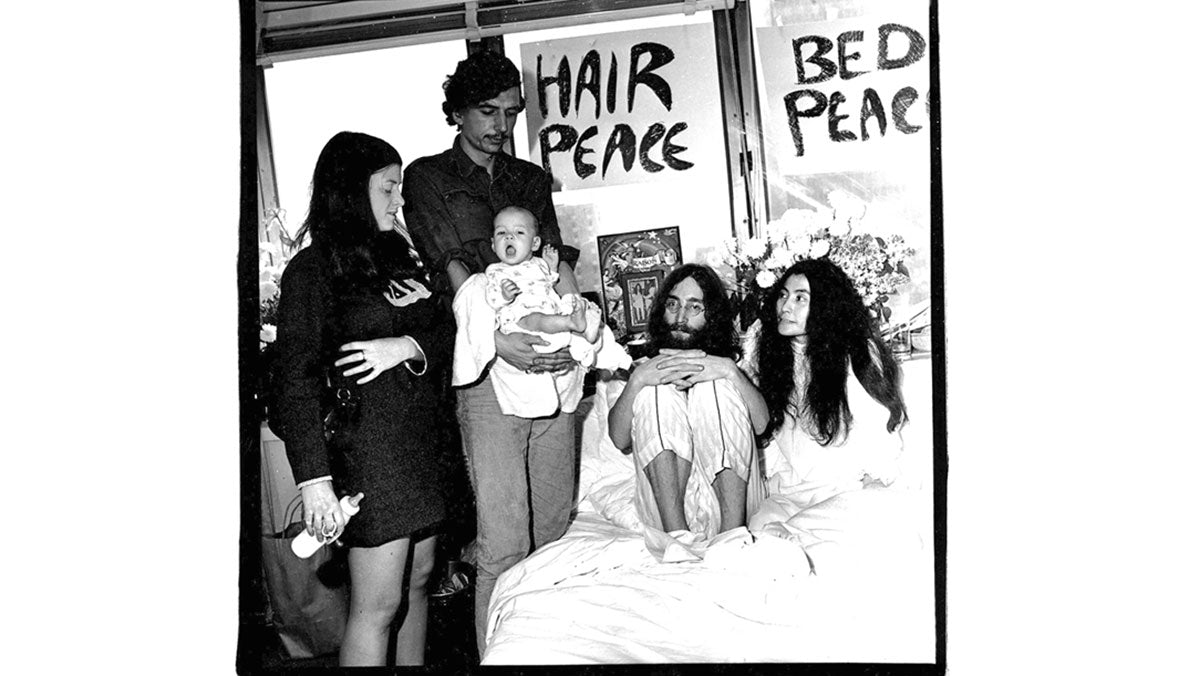 Province of Canada - John Lennon and Yoko Ono in Montreal - The Star