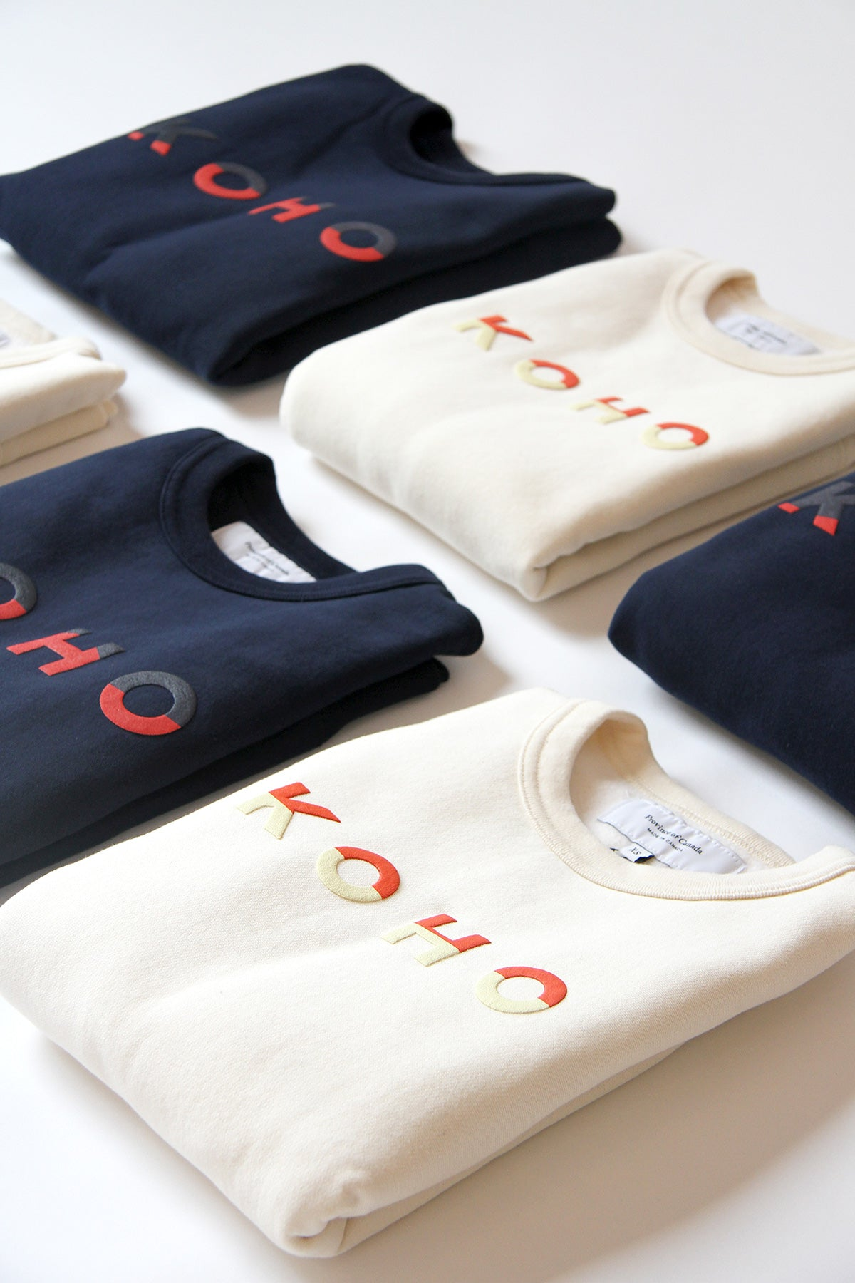 Province of Canada - Made in Canada - KOHO Crewnecks