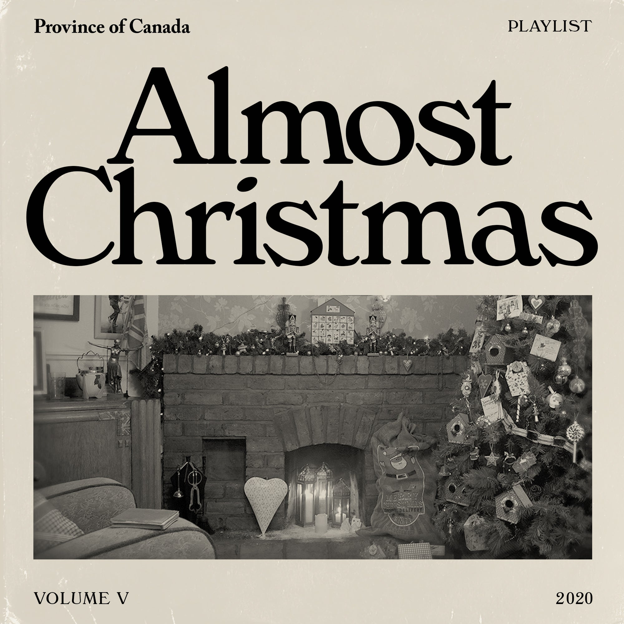 Province of Canada - Almost Christmas Vol. V