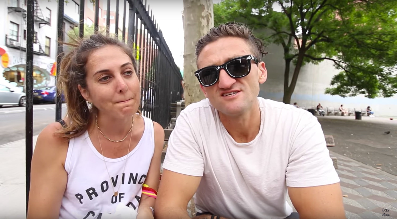 Casie Neistat - Candice Pool - Province of Canada
