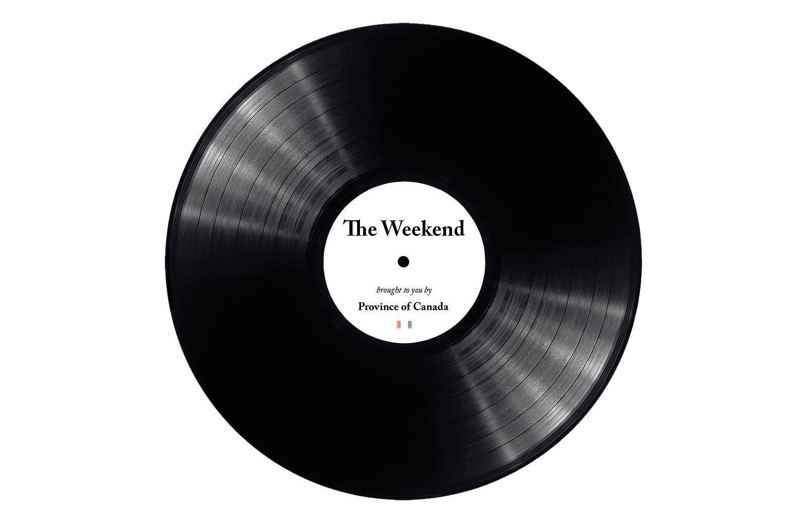 Province of Canada - Made in Canada - Weekend Playlist