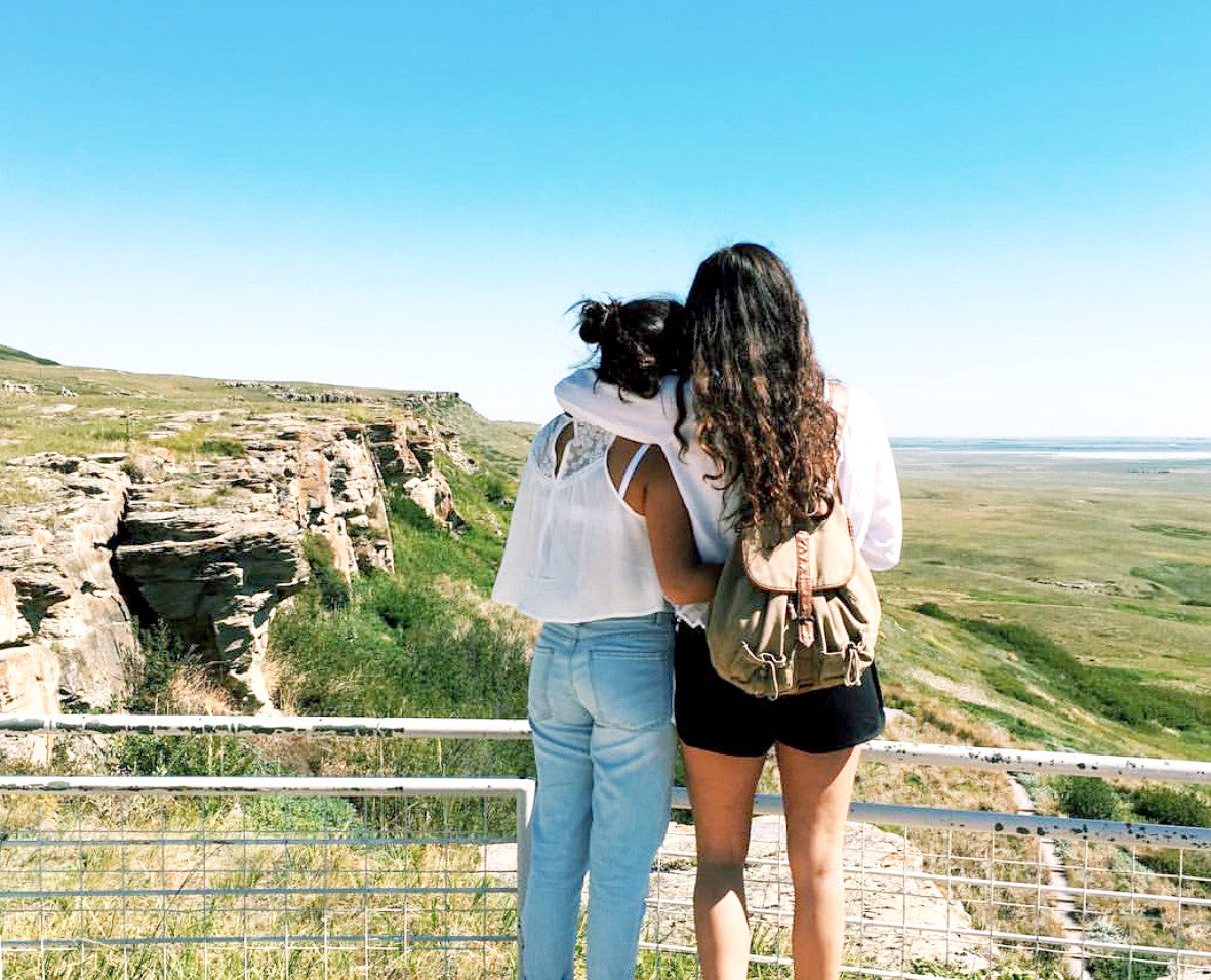 Province of Canada - Head-Smashed-In Buffalo Jump