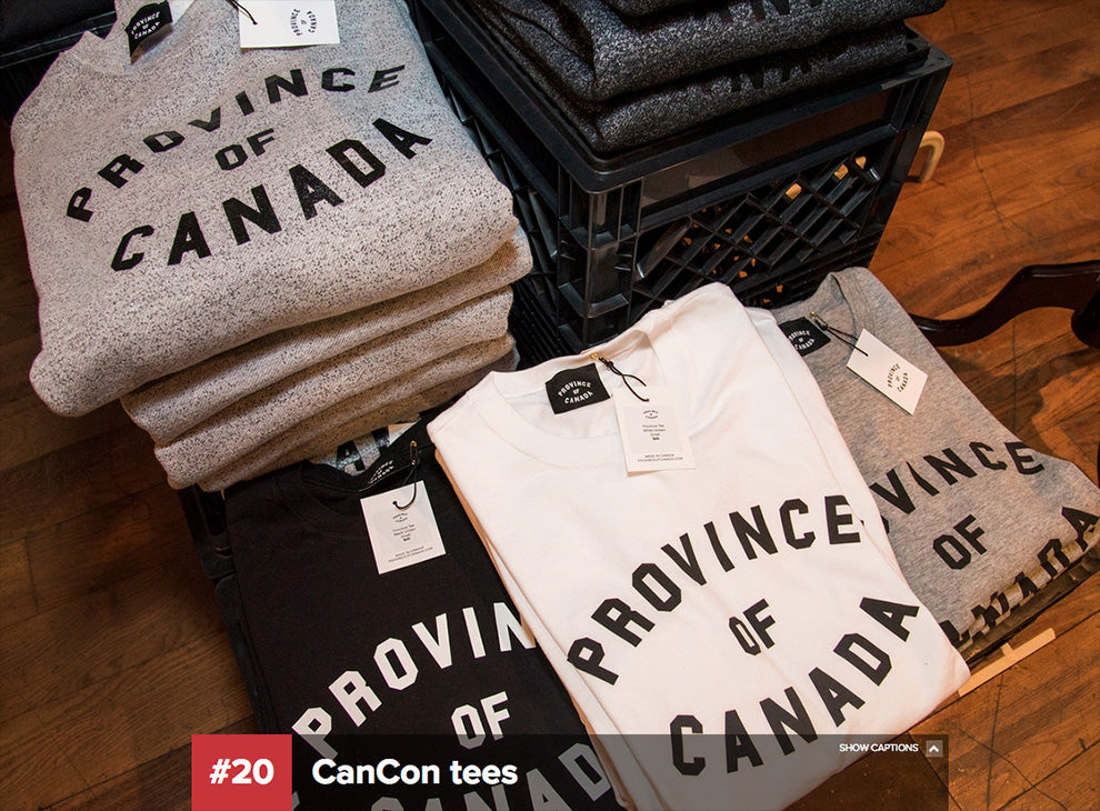 Province of Canada on BlogTO