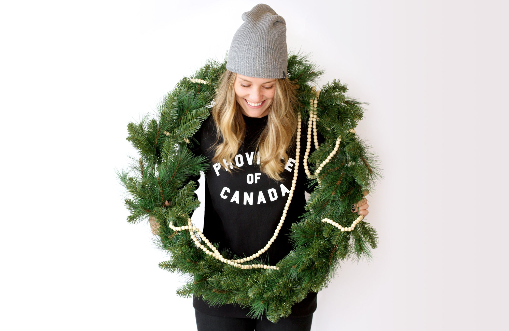 Province of Canada - Made in Canada - Too early to celebrate Christmas