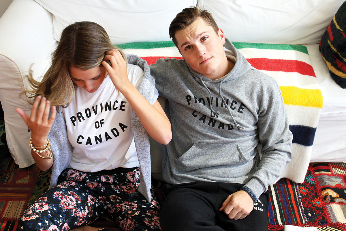Province of Canada - Visuals: Fall 2014