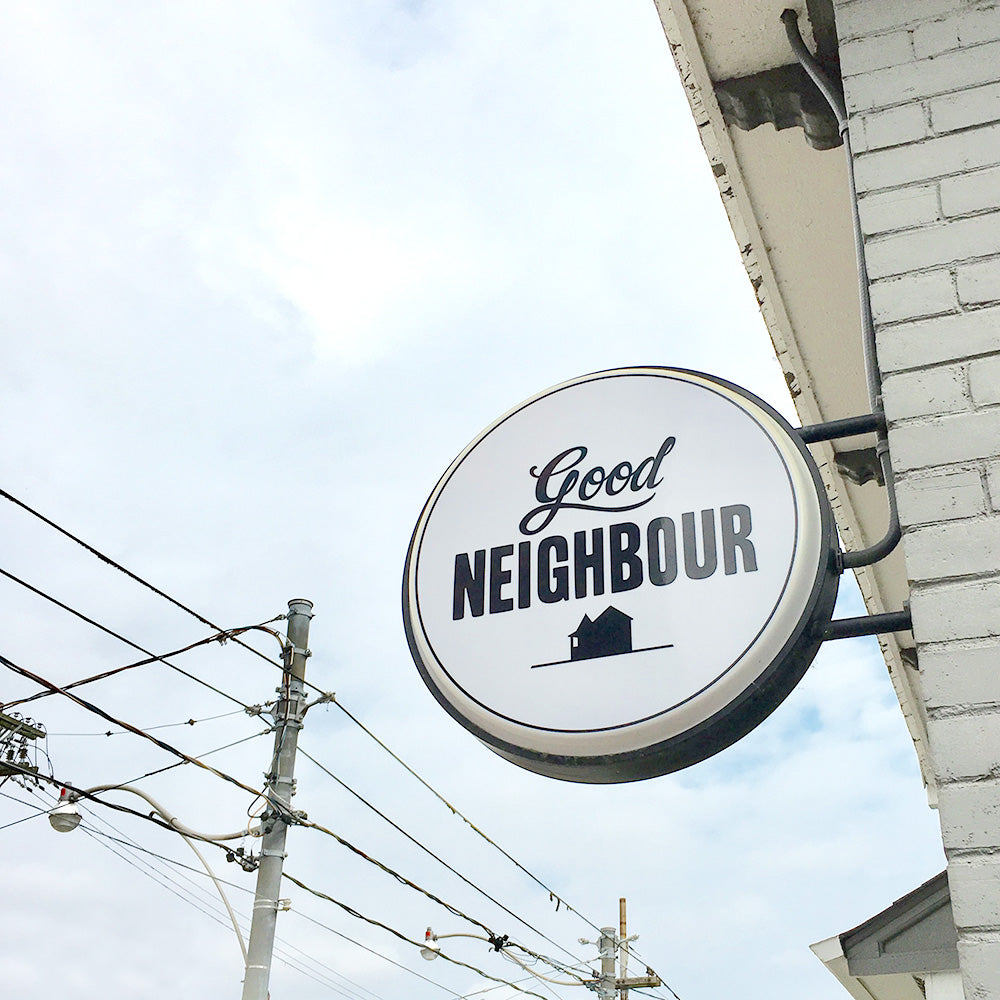 Province of Canada - Good Neighbour - Leslieville