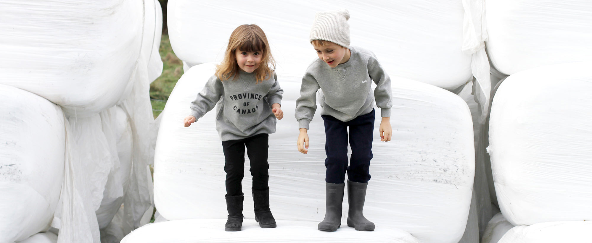 Province of Canada - Made in Canada Kids Collection