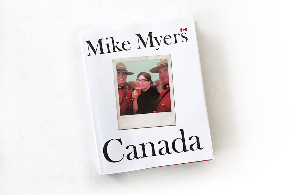 Province of Canada - Canada by Mike Myers