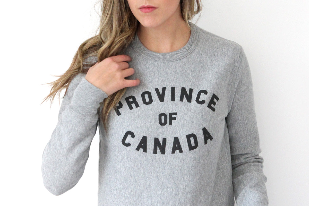 Province of Canada - Visual Winter 2016