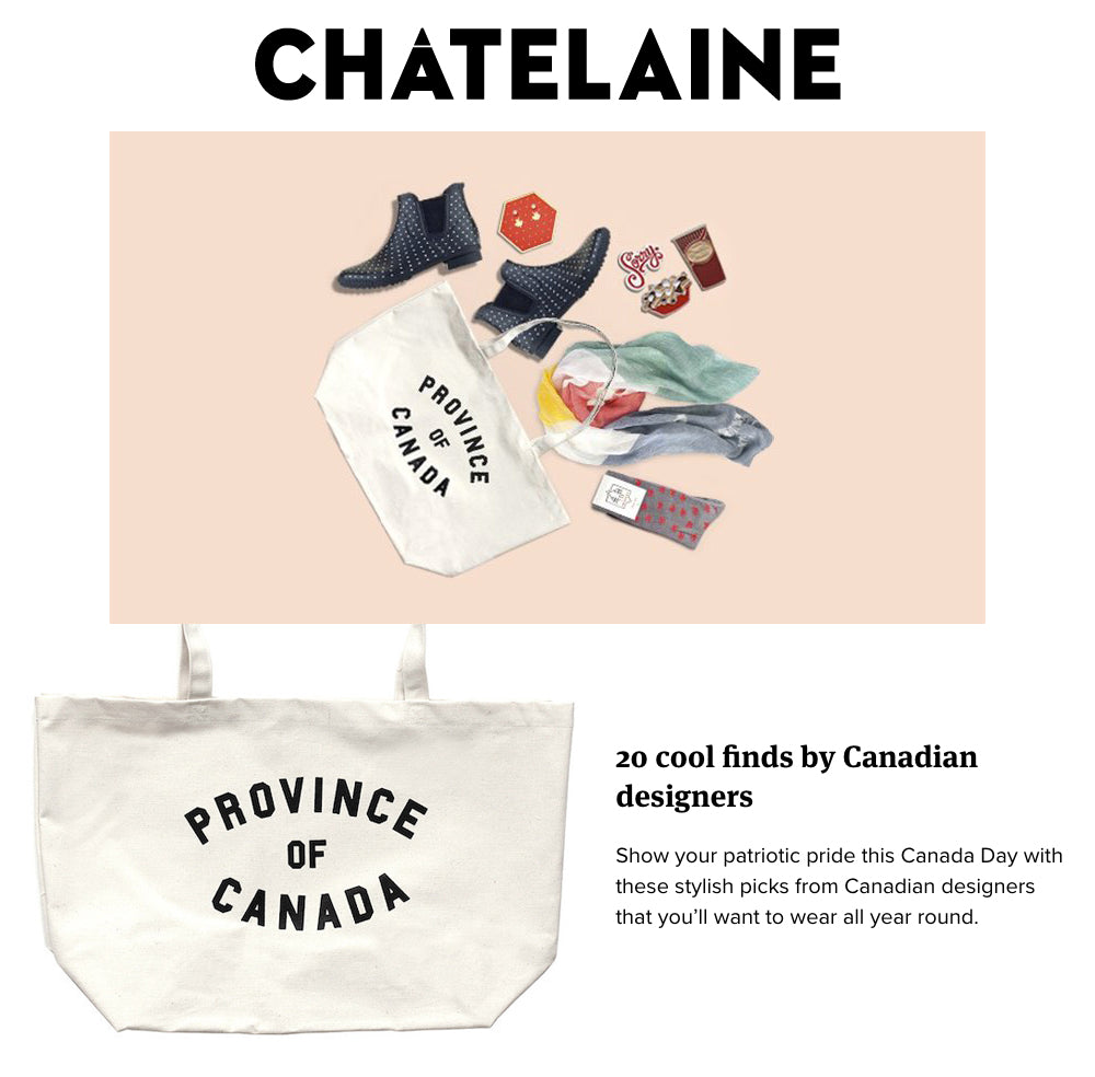 Province of Canada - Chatelaine
