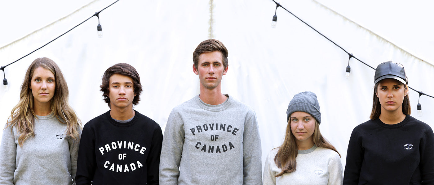 Province of Canada - Made in Canada