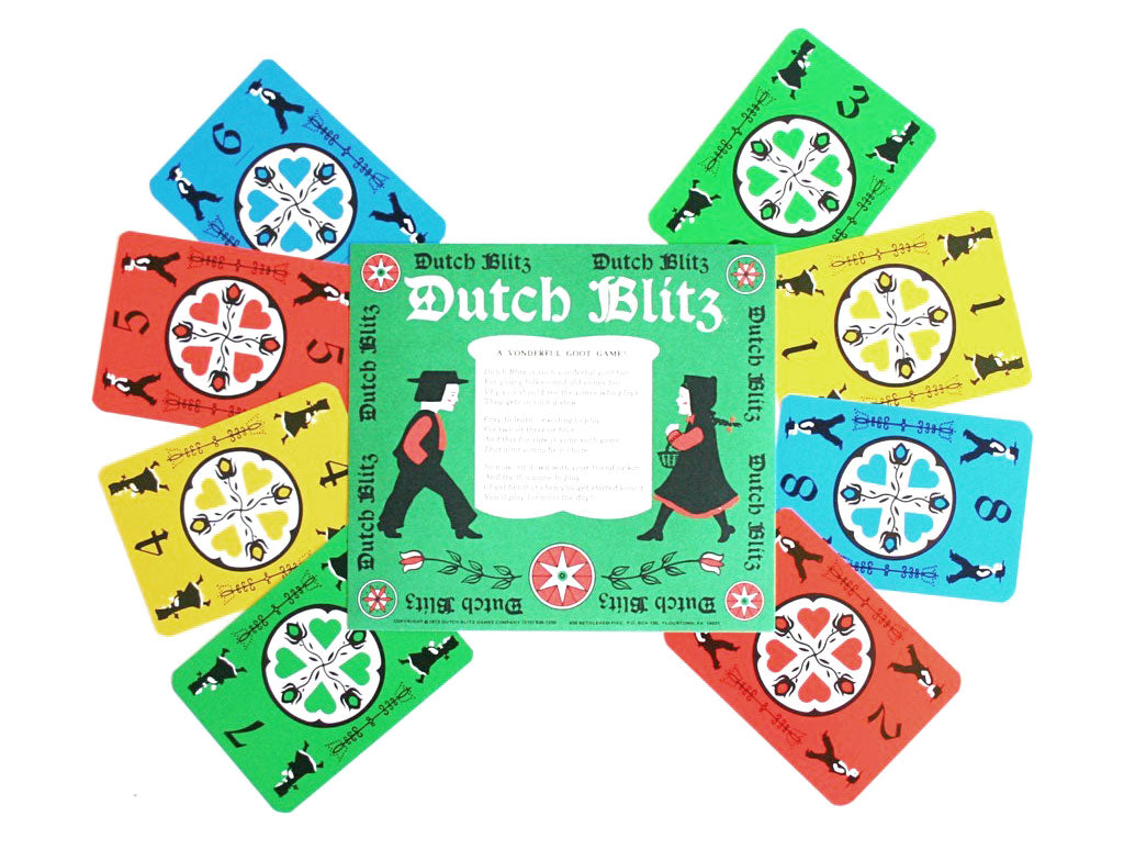 Province of Canada - Dutch Blitz