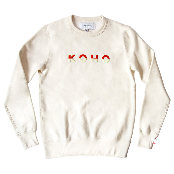 KOHO Crewneck - Natural