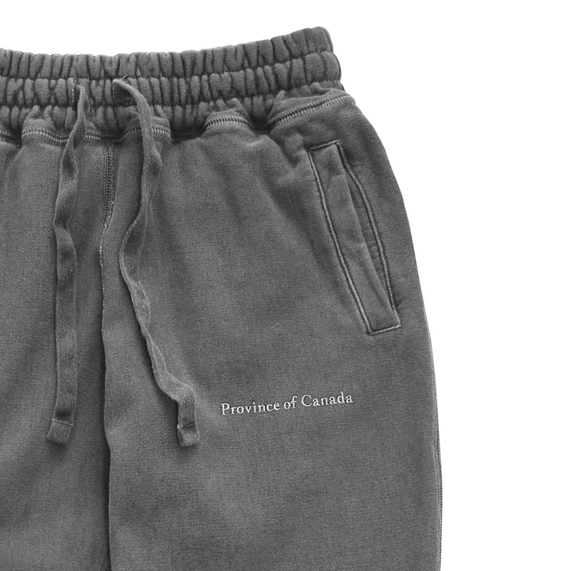 Province of Canada - Cross Grain Sweatpants Washed - Unisex - Made in Canada
