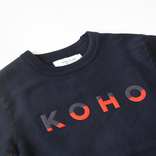 Province of Canada - Made in Canada - KOHO Crewneck Navy