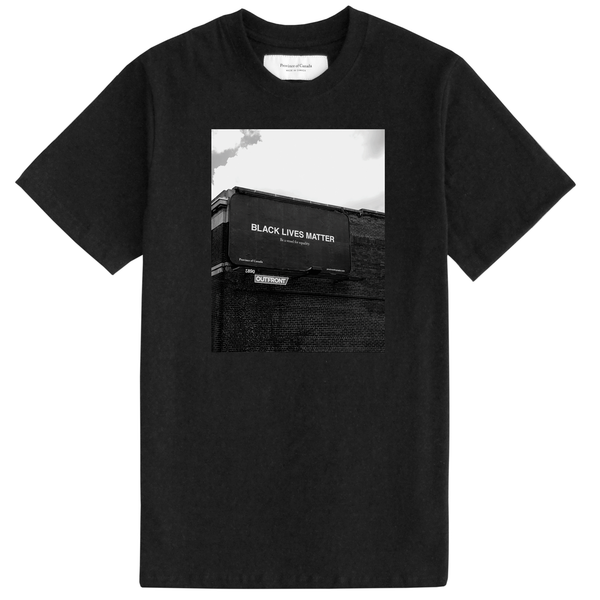 Province of Canada - Black Lives Matter Billboard Tee - Made in Canada