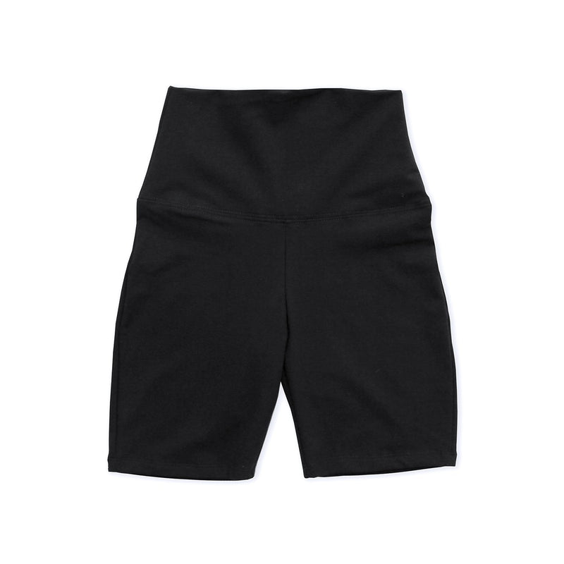 Everyday Bike Shorts Black - Province of Canada