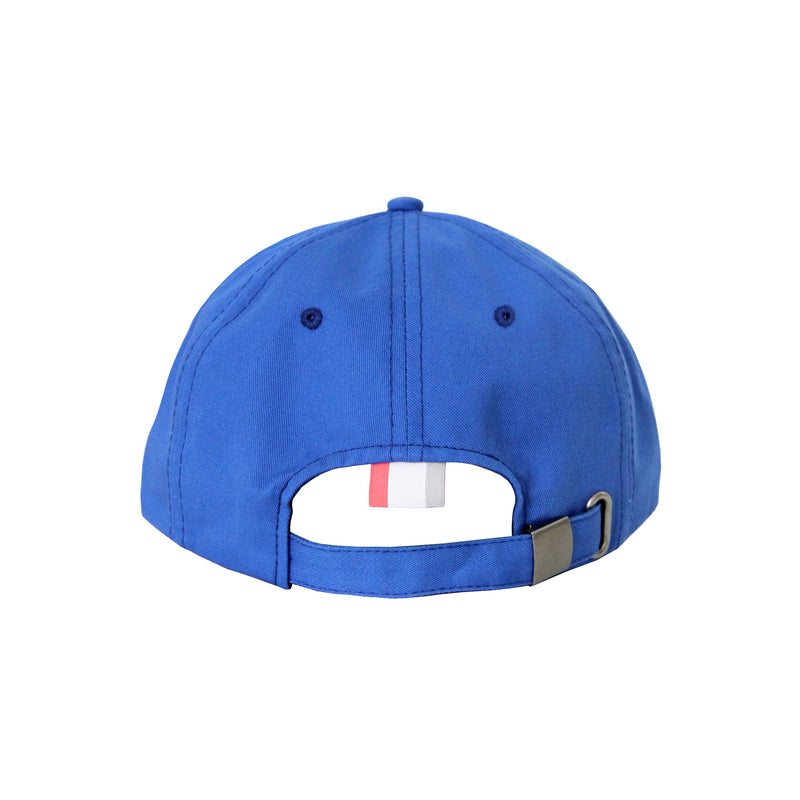 Made in Canada Flag Cotton Baseball Hat Internet Blue - Province of Canada