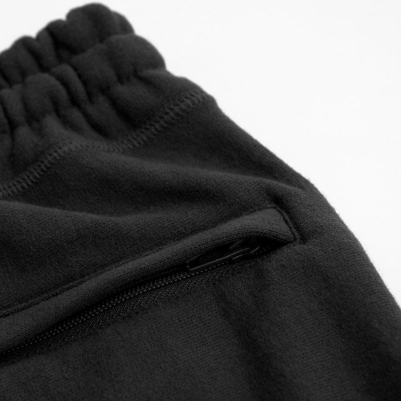 Province of Canada - Cross Grain Sweatpants Black - Made in Canada