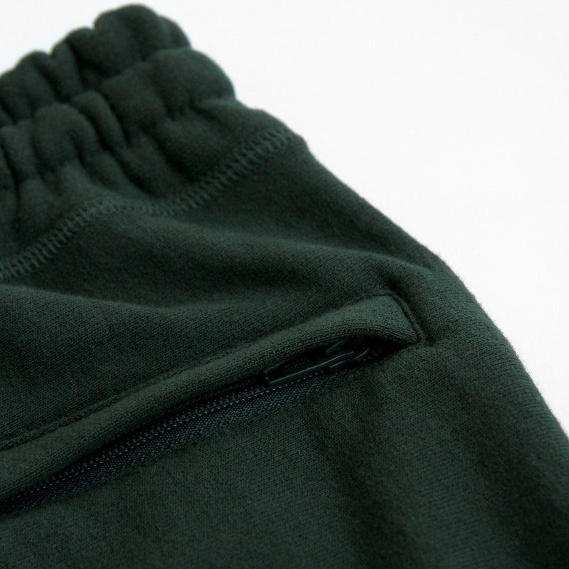 Province of Canada - Cross Grain Sweatpants Forest Green - Made in Canada